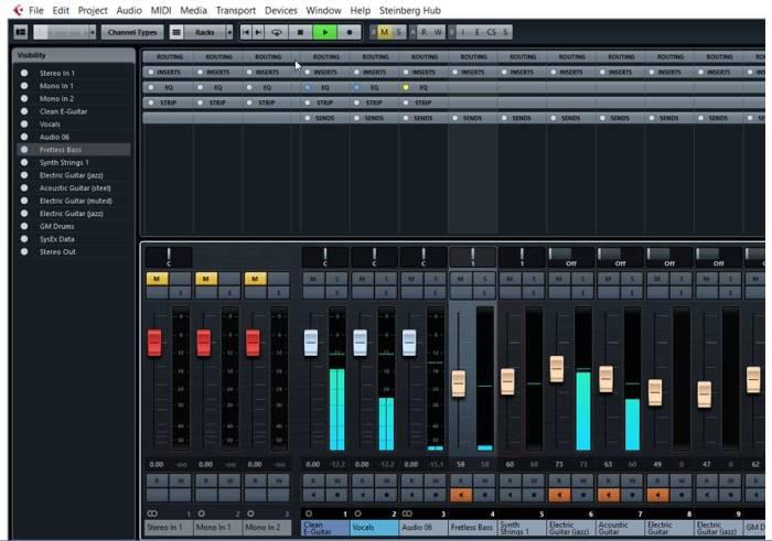 No MIDI sound output from Windows - www steinberg net