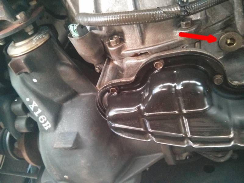 Help with oil leak - 2001 - Nissan Forum | Nissan Forums